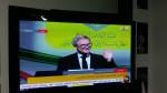A la télévision palestinienne